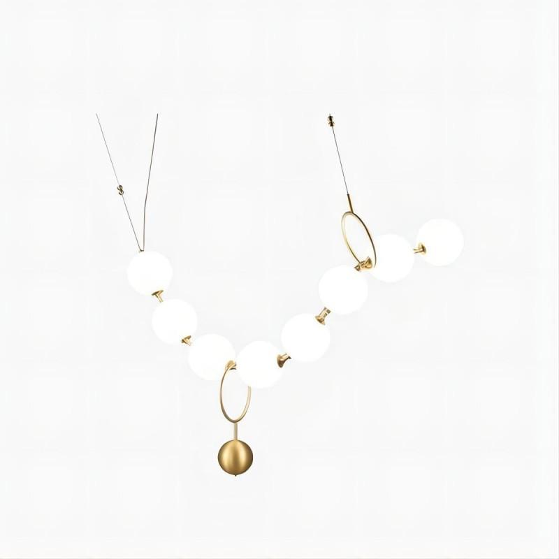 Necklace LED Pendant
