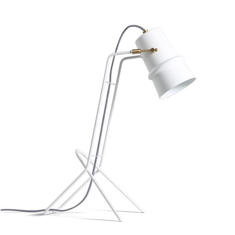 Nordic Metal Table Lamp