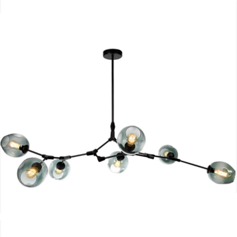 LUXUS Contemporary Chandelier Lamp