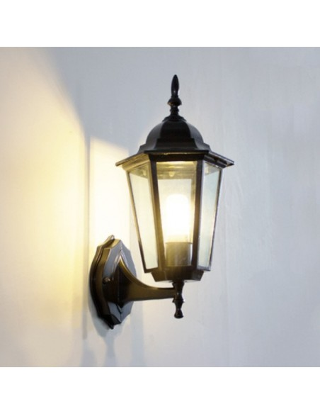 Vintage Outdoor Wall Lamp
